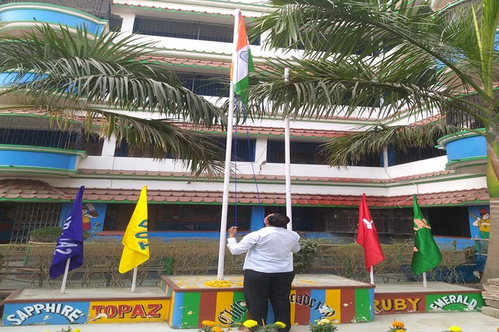 Childrens Academy-Independence Day