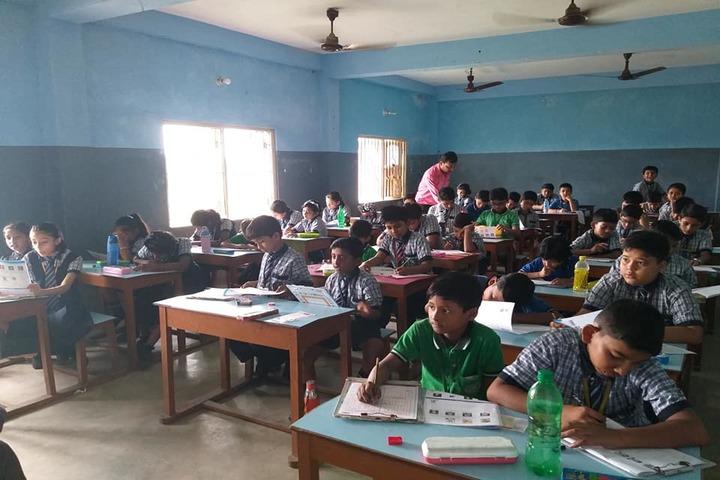Childrens Academy-Classroom