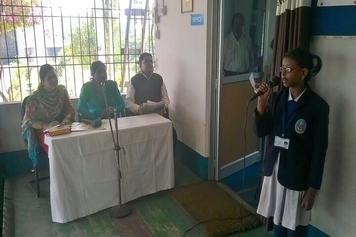 Aurobindo Patha Bhavan English Medium-Speech Competition