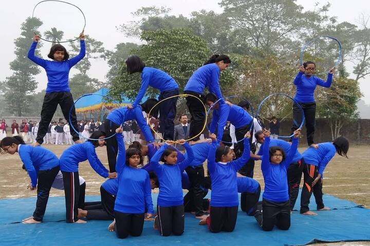 Aurobindo Patha Bhavan English Medium-Activity