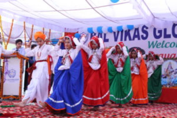 Bal Vikas Global School-Dance Activity