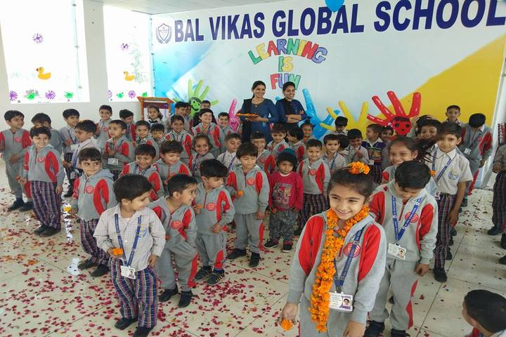 Bal Vikas Global School-Students