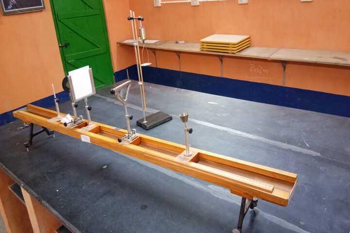 Swami Vivekananda Academy-Physics Lab