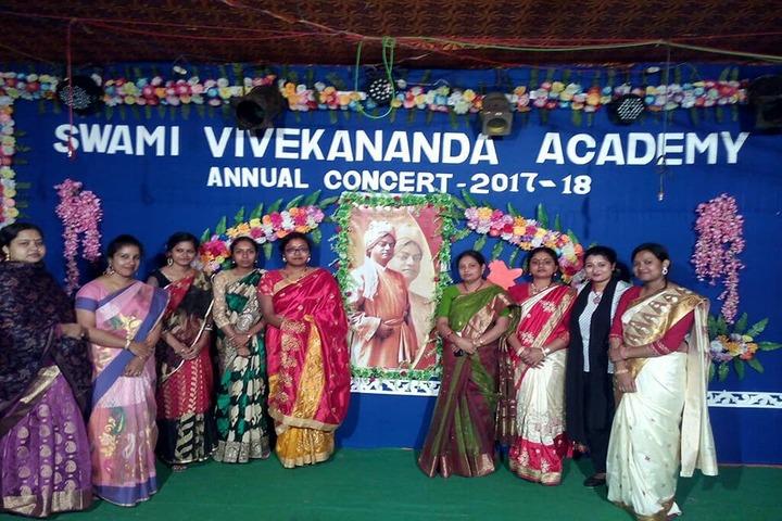 Swami Vivekananda Academy-Faculties
