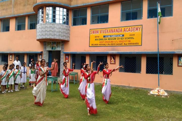 Swami Vivekananda Academy-Dance