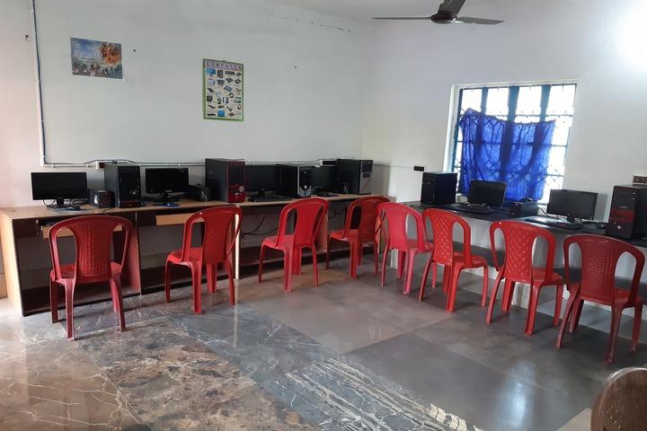 Swami Vivekananda Academy-Computer Lab