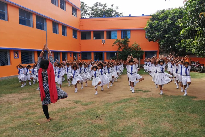 Swami Vivekananda Academy-Sports Activity
