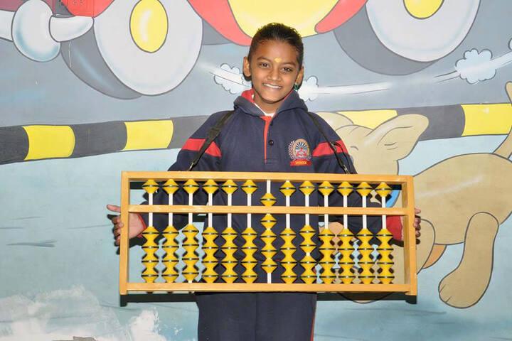 Shamrock School-Abacus Activity