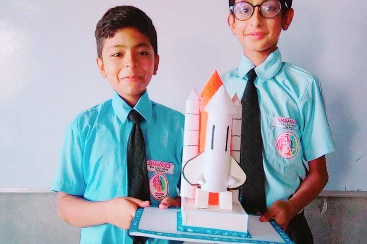 Shamrock School-Projects