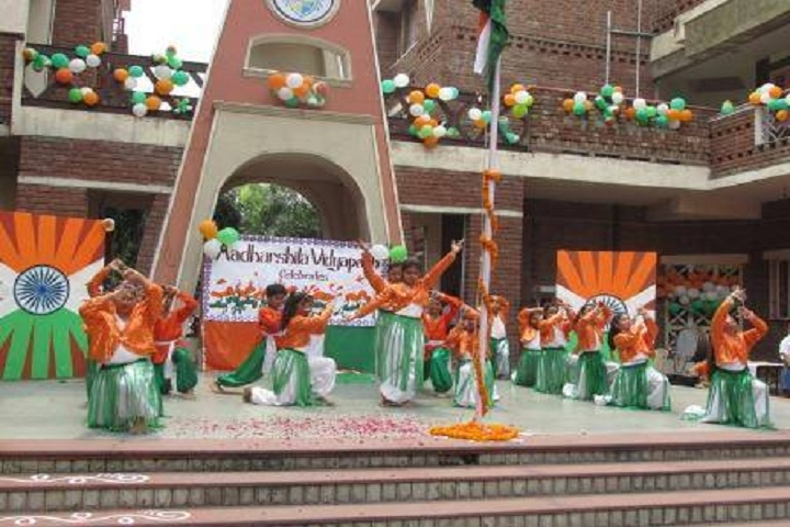 Aadharshila Vidyapeeth-Independance Day Celebration