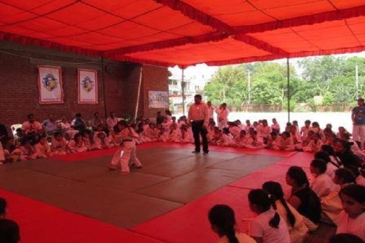 Aadharshila Vidyapeeth-Martial art