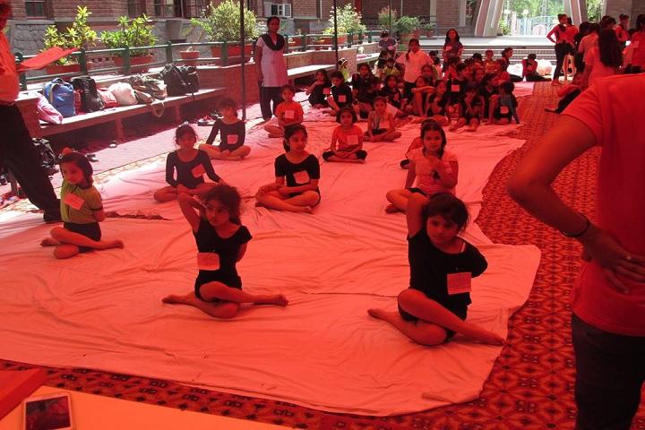 Aadharshila Vidyapeeth-Yoga