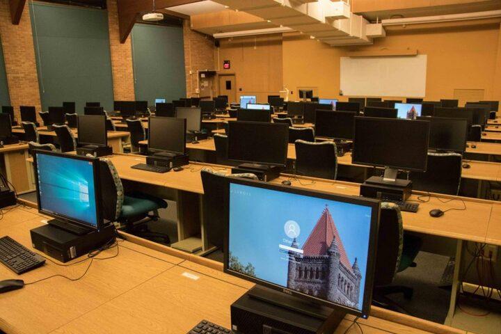 St Gandhi Residential School-Computer Lab