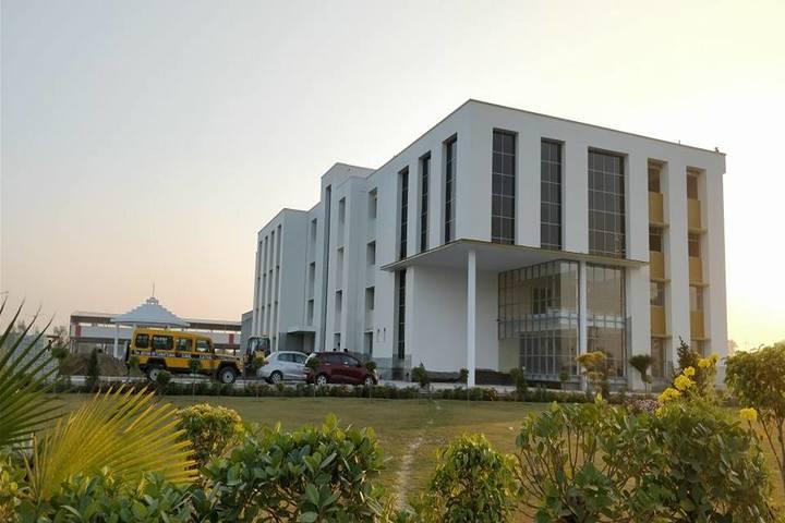 The Aryan International School-Building