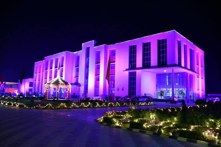 The Aryan International School-Campus