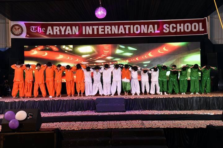The Aryan International School-Fest