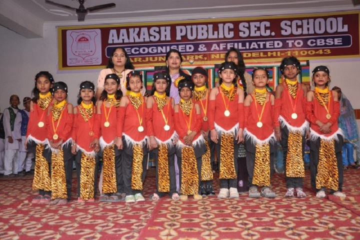 Aakash International School-Activity