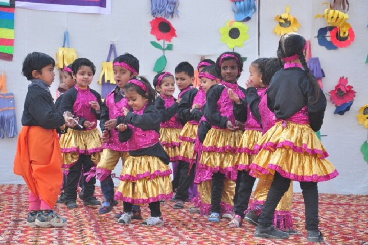 Aakash International School-Kids
