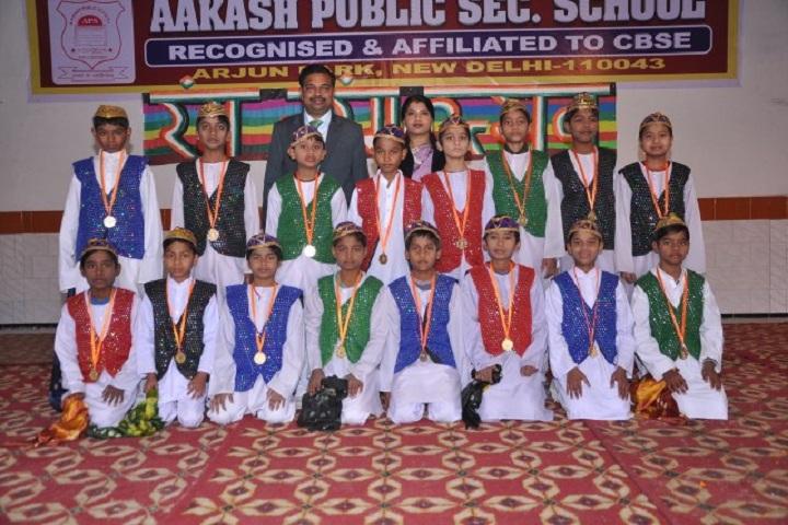 Aakash International School -Achievment