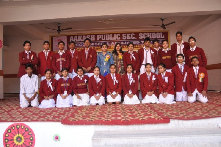 Aakash International School -Group Photo
