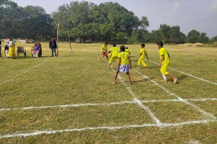Shakuni Choudhary The International School-Sports