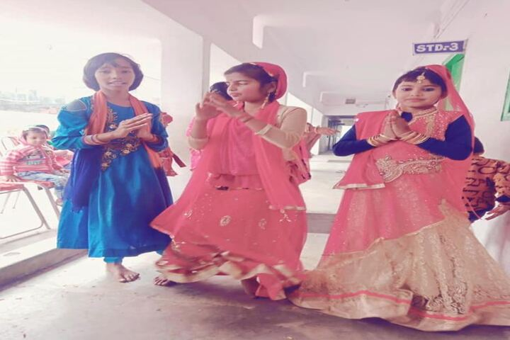 Shakuni Choudhary The International School-Dance