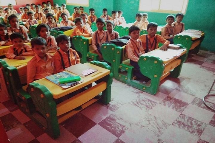 STDB Oxon Convent School-Classroom