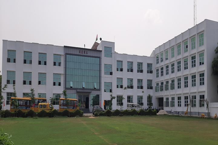 New Era World School-Campus View