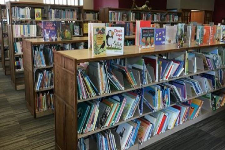 New Era World School-Library