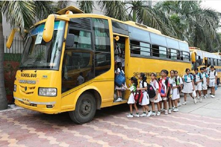 New Era World School-Transport