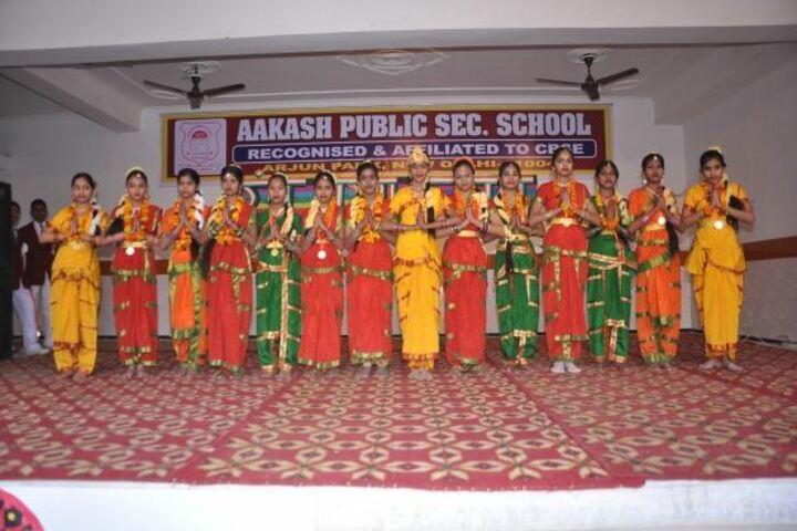 Aakash Public School-Classical Attire