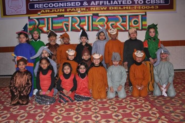 Aakash Public School-Fancy Dress