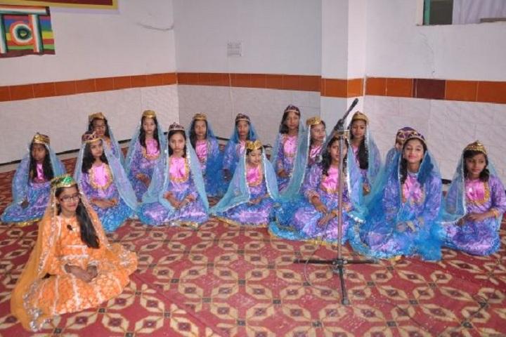 Aakash Public School-Music