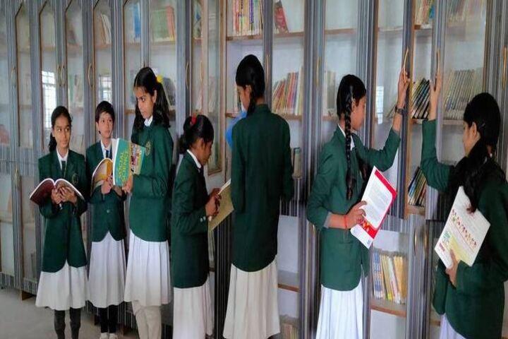 Sunworld Public School-Library