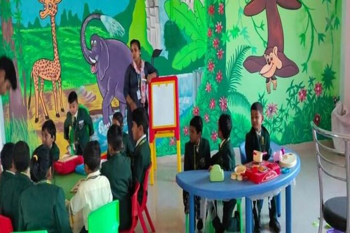 Sunworld Public School-Kindergarten