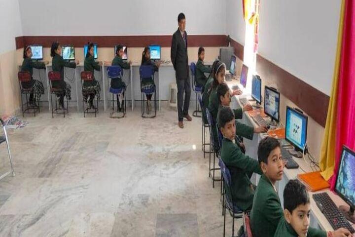 Sunworld Public School-Computer Lab