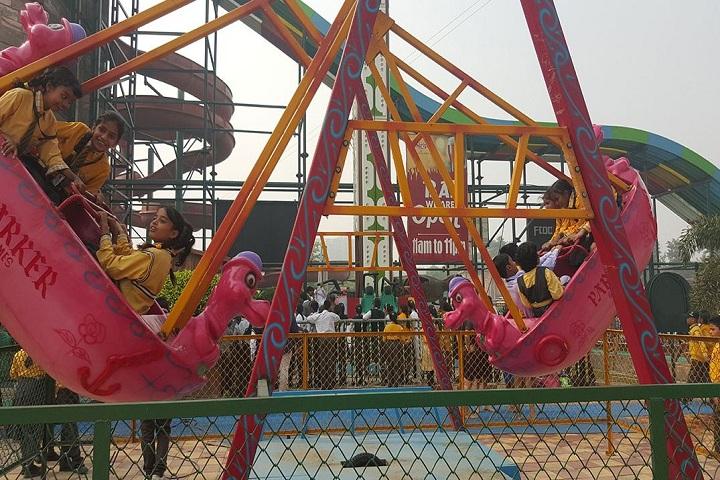 Aaryan International School-Excursion
