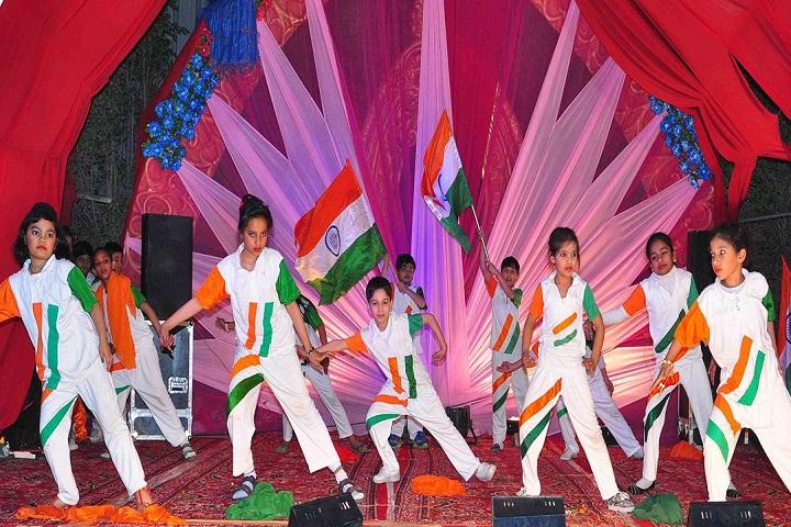 Aaryan International School-Patriotic Day