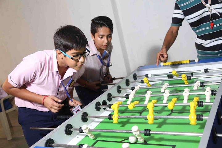 Abhinav Global School-Indoor Games