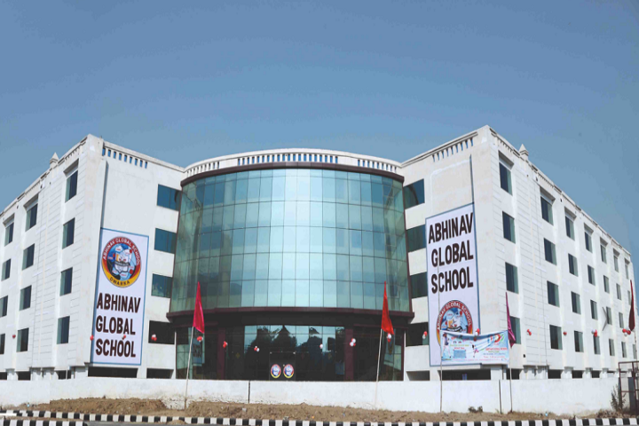 Abhinav Global School-Campus-Over-view