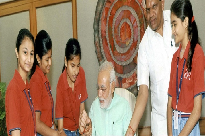 Abhinav Public School-Vip Visit