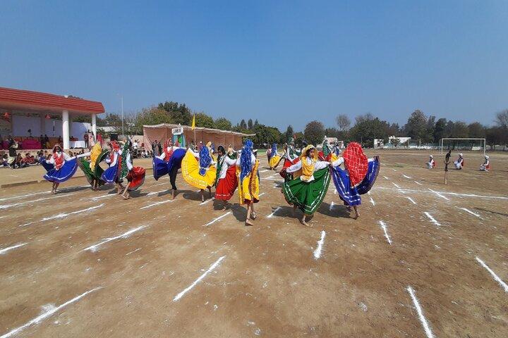 DAV Police Public School-Dance Activity
