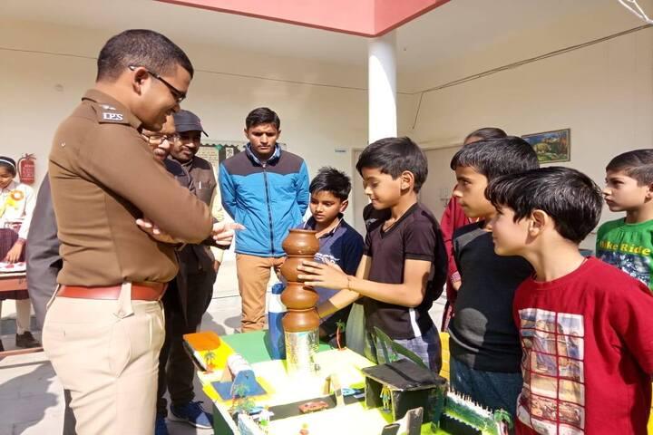 DAV Police Public School-Science Fair
