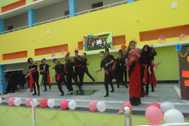 DAV Police Public School-Teachers Day