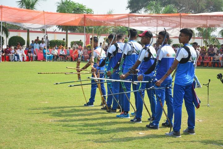 Gurukul Jyotisar-Archery