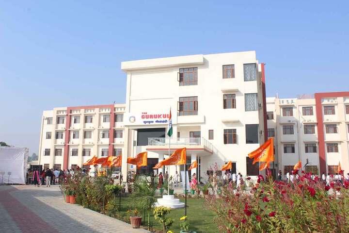 Gurukul Jyotisar-Building