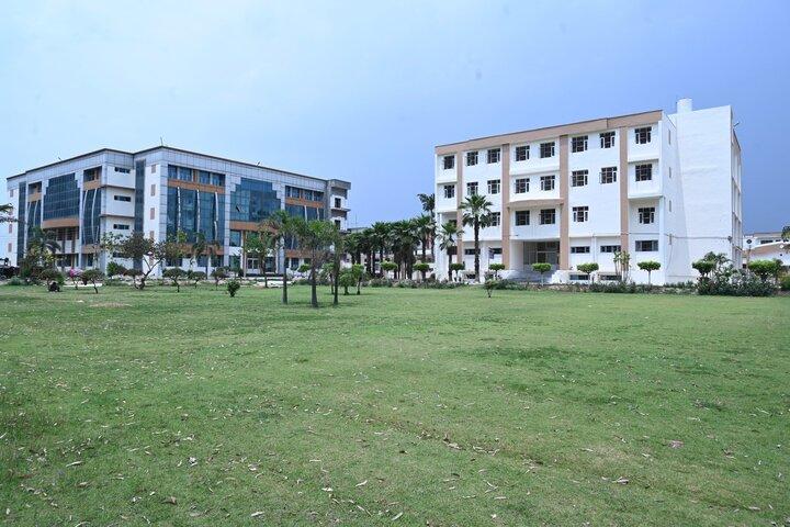 Gurukul Jyotisar-Campus