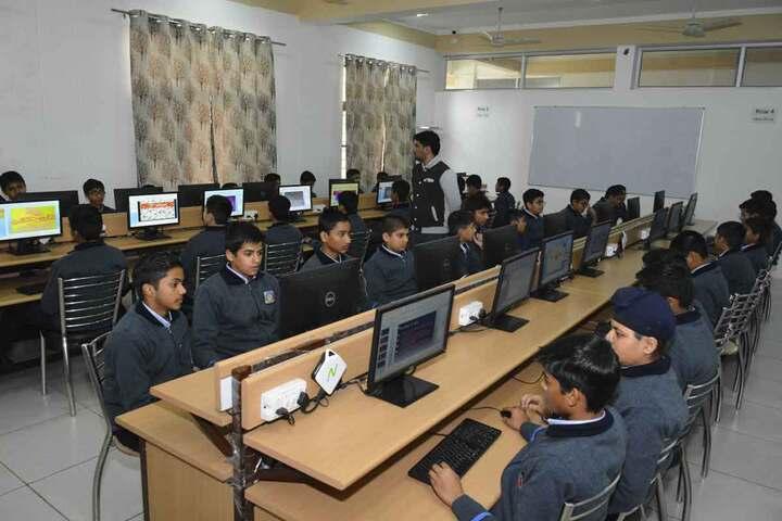 Gurukul Jyotisar-Computer Lab