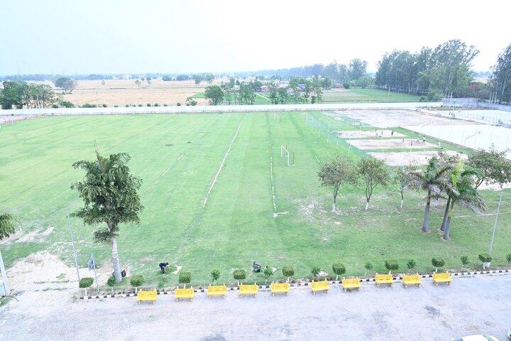 Gurukul Jyotisar-Ground