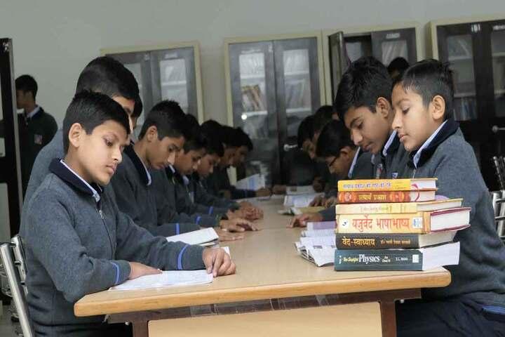 Gurukul Jyotisar-Library